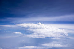 Clouds Formation Royalty Free Stock Photos
