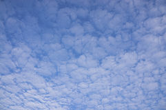 Clouds Formation Royalty Free Stock Image