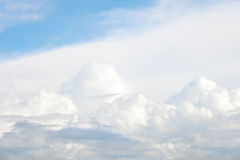Clouds formation Stock Photos