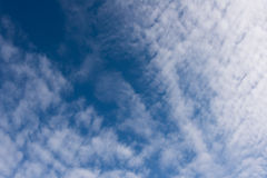 Clouds and heavens Royalty Free Stock Image