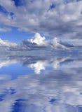 Clouds On Horizon Stock Photo