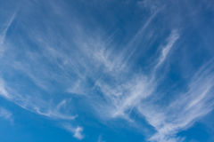 Clouds ib blue sky Stock Image