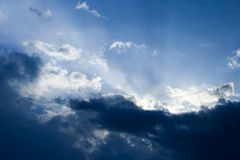 Free Clouds In The Sky Royalty Free Stock Photos - 2777548