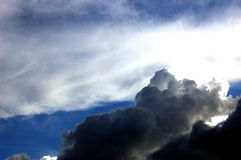 Free Clouds In The Sky Stock Photography - 5890512
