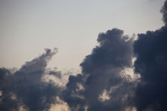 Clouds Royalty Free Stock Photo