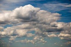 clouds magi Arkivfoto