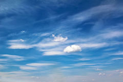 Clouds. Stock Image
