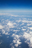 Clouds. The nature and panoramas of Egypt. Hurgada royalty free stock photos