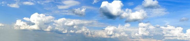 Free Clouds On Blue Sky Stock Images - 6945754