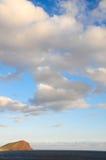Clouds over the Atlantic Ocean Stock Photos