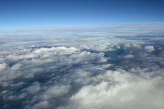 Clouds overcast Royalty Free Stock Photo