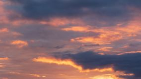 Clouds before the rain as a background.  royalty free stock image