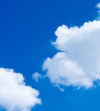 Clouds and skies Royalty Free Stock Image
