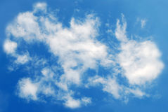 Clouds and sky Stock Photography