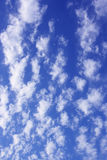 Clouds on sky Royalty Free Stock Images