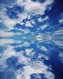 Clouds and sky Stock Photos