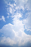 Clouds And Sky. Clouds And Blue Sky For Background Royalty Free Stock Images