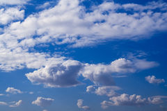 Clouds on Sky Background. Clouds on Sky for Use as Background Stock Images