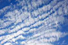 Clouds and sky. Background of clouds and sky Stock Photos