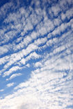 Clouds and sky. Background of clouds and sky Stock Photo