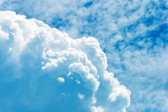 Clouds in the sky. Beautiful Clouds in the sky Royalty Free Stock Photography