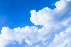 Clouds in sky Royalty Free Stock Images