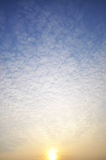 Clouds And Sky. Clouds And Blue Sky For Background Royalty Free Stock Photo