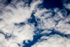 Clouds in sky Royalty Free Stock Image