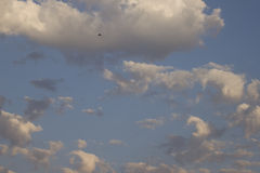 Clouds in sky Royalty Free Stock Photography