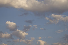 Clouds in sky Stock Image