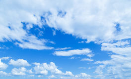 Clouds, sky Royalty Free Stock Photo
