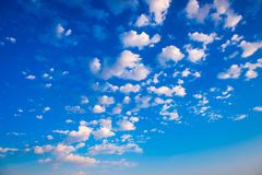 Clouds on sky, high resolution photo royalty free stock images
