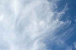 Clouds sky in the morning Royalty Free Stock Image