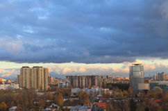 Clouds sky Stock Photos
