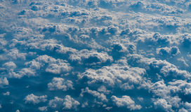 Clouds in the sky. Stock Photography