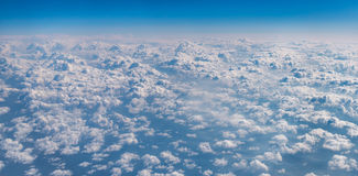 Clouds in the sky. Stock Photos