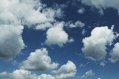 Clouds and sky3. Beautiful clouds and sky for background Royalty Free Stock Images