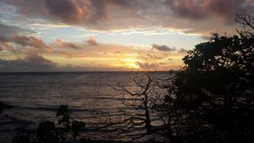 clouds soluppgång arkivfoton