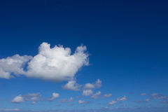 Clouds Stock Photography