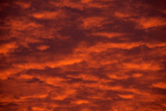 Clouds At Sunrise Royalty Free Stock Photo