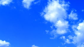 Clouds timelampse sky. HD 1080i stock footage