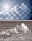 Clouds1 6045 Stock Photography