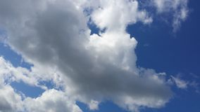 Clouds. Very nice Royalty Free Stock Photography