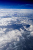 Clouds - View From Flight 9 Royalty Free Stock Images