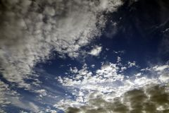 Clouds 012 Royalty Free Stock Photo