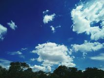 clouds weather royalty free stock images