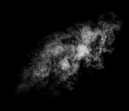 Clouds of white steam. Par. stock image