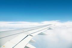 cloudscape πανόραμα Στοκ φωτογραφίες με δικαίωμα ελεύθερης χρήσης