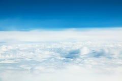 cloudscape πανόραμα Στοκ Φωτογραφίες