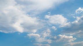 Облака и небо стоковое фото rf